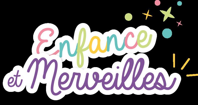Logo d'Enfance et Merveilles, Montessori, Art Thérapie, Bien-être, Signes avec Bébé