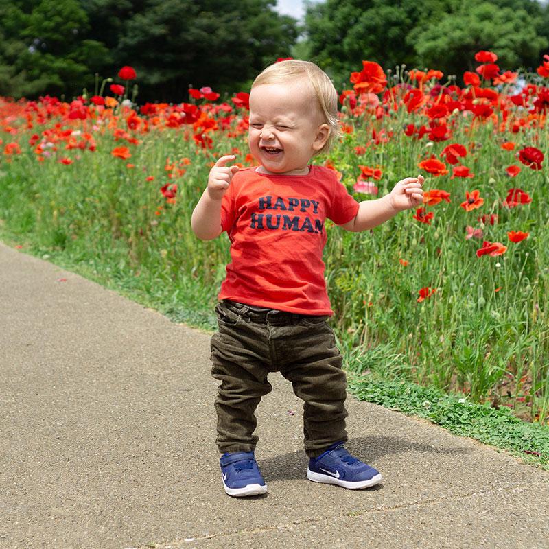 enfant qui ri